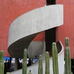 Photo taken at Museo Casa Estudio Diego Rivera y Frida Kahlo by Carlos Shue on 8/29/2011