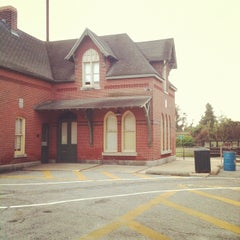 Photo taken at Amtrak/SEPTA: Newark Station by Hans G. on 8/19/2012