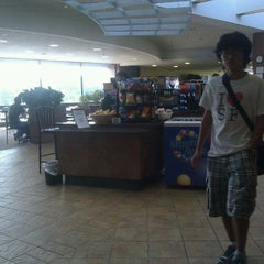 Photo taken at Shumway Dining Commons by Joe S. on 9/24/2011
