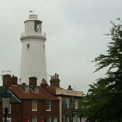 Photo taken at Southwold Lighthouse by Esther S. on 7/8/2012