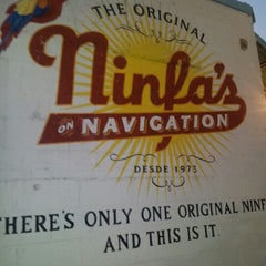 Photo taken at The Original Ninfa's on Navigation by Tan N. on 7/22/2012