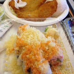 Photo taken at Teriyaki Express by Aireen D. on 2/9/2012