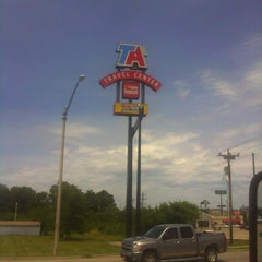 Photo taken at TravelCenters of America by Tony B. on 6/16/2011