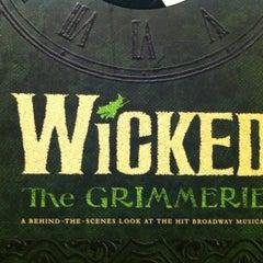 Photo taken at Gershwin Theatre by J T. on 10/23/2011