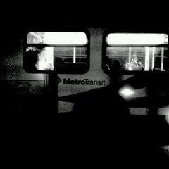 Photo taken at Lacewood Terminal by David M. on 9/1/2011