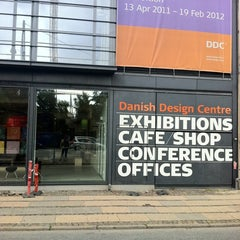 Photo taken at Dansk Design Center by Naoufal K. on 7/26/2011