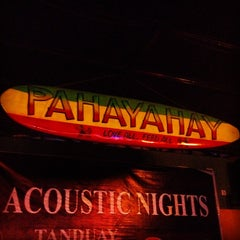 Photo taken at Pahayahay Carwash and Restobar by Makumel on 8/21/2012