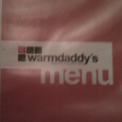 Photo taken at Warmdaddy's by Lina B. on 1/14/2012
