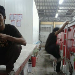 Photo taken at Naratiwas Ice Cream Distributor by Yissy ^. on 6/9/2012