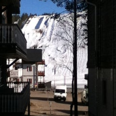 Photo taken at Levi Ski Resort by Katerine V. on 5/10/2011