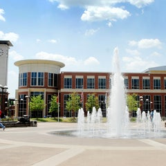 Photo taken at University Center (UC) by Memphis Tigers on 7/7/2011