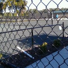 Photo taken at Jonesville Tennis Center by Diego A. on 10/16/2011