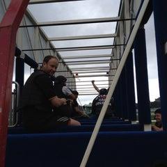 Photo taken at Royal Randwick Racecourse by Martin B. on 1/26/2012