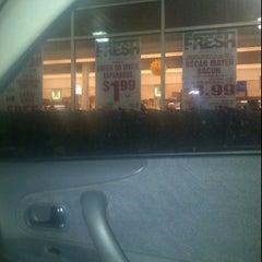 Photo taken at ShopRite by Jason F. on 12/11/2011
