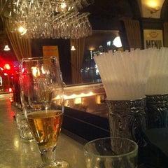 Photo taken at Café le fil du Rasoir by Muzagga M. on 1/2/2012