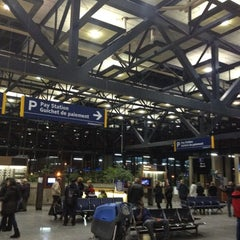 Photo taken at VIA Rail Ottawa by Kim F. on 12/23/2011