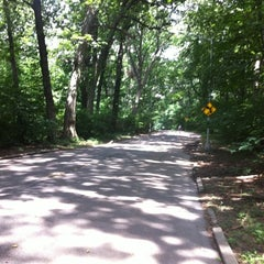 Photo taken at Forest Park by Jessica M. on 7/28/2011