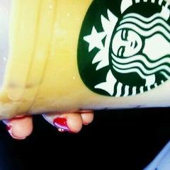 Photo taken at Starbucks by Taryn T. on 1/17/2012
