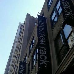 Photo taken at Nordstrom Rack The Shops at State and Washington by CadillacJoe71 on 6/8/2012