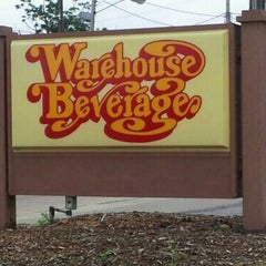Photo taken at Warehouse Beverage by Eric E. on 9/9/2011