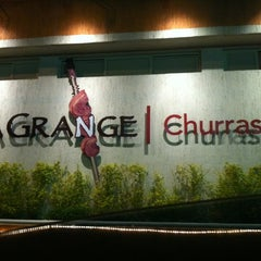 Photo taken at Lagrange • Churrascaría by Rano C. on 1/9/2012