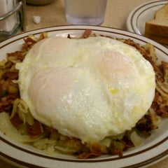 Photo taken at L George's Coney Island by Tony R. on 11/20/2011