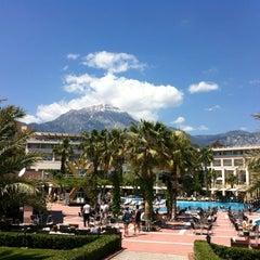 4/24/2012 tarihinde Levent O.ziyaretçi tarafından Rixos Premium Tekirova'de çekilen fotoğraf