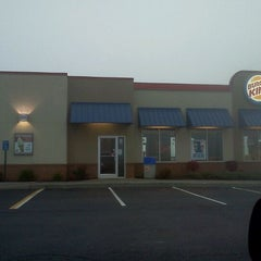 Photo taken at Burger King® by Daniel G. on 11/5/2011