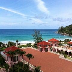 Photo taken at Centara Grand Beach Resort Phuket by 🌺Profile🌺 on 9/27/2011