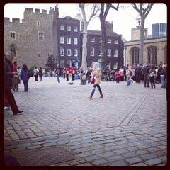 Photo taken at White Tower by Adrian K. on 4/13/2012