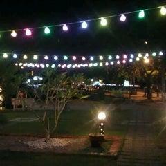 Photo taken at The Cabin Resort Langkawi by baron on 10/9/2011