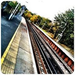 Photo taken at Penge East Railway Station (PNE) by Fabien B. on 10/26/2011