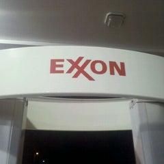 Photo taken at On The Run Exxon by Coren M. on 9/5/2011