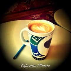Photo taken at Espresso House by H.C K. on 4/8/2012