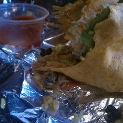 Photo taken at Machismo Burrito Bar by Zayid B. on 1/3/2012
