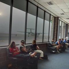Photo taken at Salisbury-Ocean City: Wicomico Regional Airport (SBY) by Karen B. on 7/21/2011