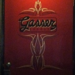 Photo taken at Gasser Lounge by Andrew S. on 10/30/2011