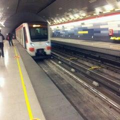 Photo taken at Metro Hernando de Magallanes by Angé :-) on 4/5/2012