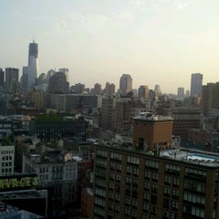 Photo taken at The Standard, East Village by Sarah M. on 6/20/2012