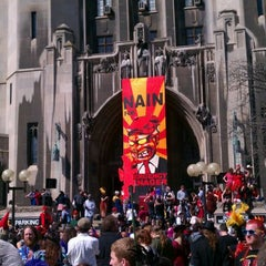 Photo taken at Masonic Temple by Sarah C. on 3/25/2012