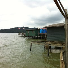 Photo taken at Sim Sim Water Village by Jim T. on 2/18/2012