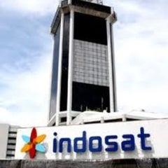 Photo taken at Kantor Pusat PT. Indosat Tbk. by Aries W. on 7/26/2012