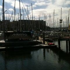 Photo taken at CYC - Cruising Yacht Club of Australia by Geoffrey G. on 3/10/2012