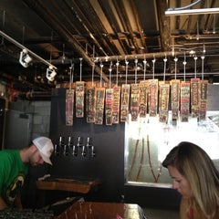 Photo taken at City Beer Store by Mike H. on 6/10/2012