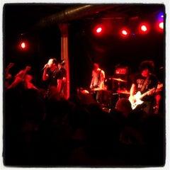Photo taken at XOYO London by Ale M. on 3/28/2012