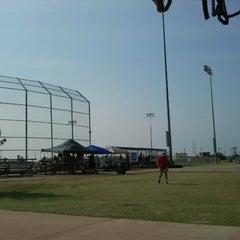 Photo taken at Blytheville Sports Complex by Pamela S. on 7/1/2012