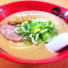 Photo taken at 天下一品 錦糸町店 by de on 3/15/2012