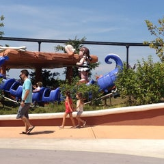 Photo taken at Movieland by Dirk D. on 8/5/2012