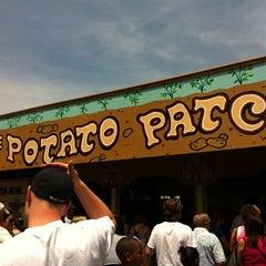 Photo taken at The Potato Patch by Alexandra B. on 5/19/2012