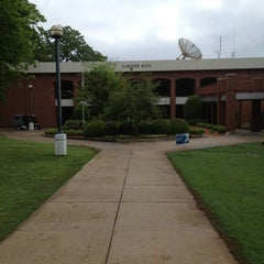 Photo taken at UAFS Gardner Building by Cody B. on 4/4/2012